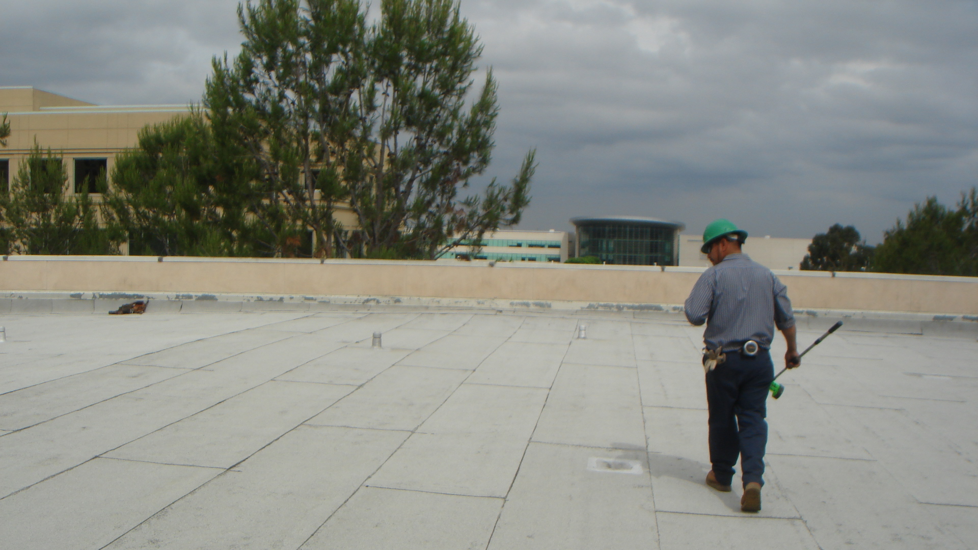 Commercial And Industrial Roof Inspections