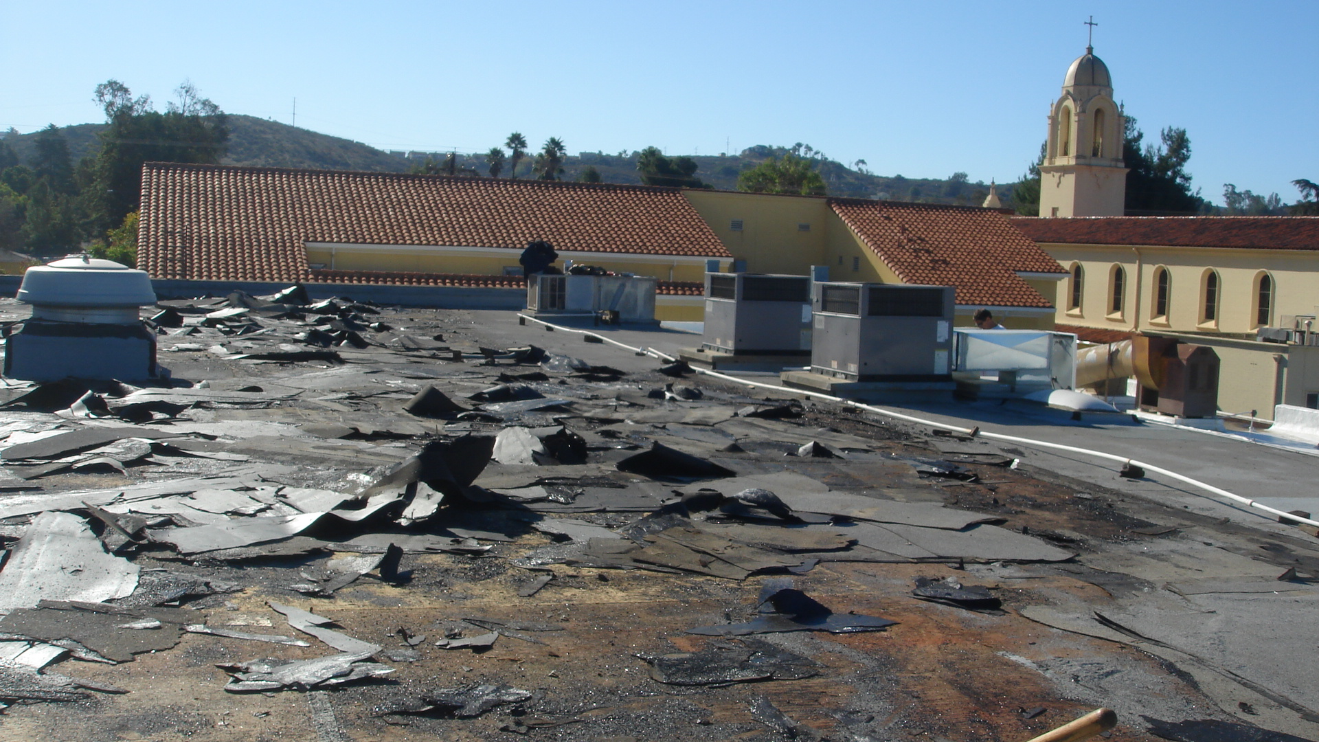 Re Roofing And Roof Restoration | Commercial And Industrial Re Roofing And  Roof Restoration ...